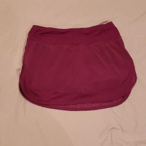 Lululemon  Skirt  Built in Shorts